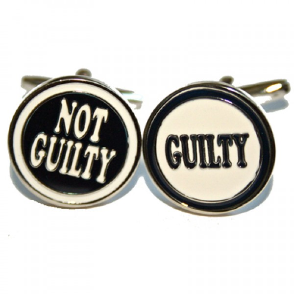 guilty or not guilty Guilty or not guilty was a canadian panel quiz show television series which aired on cbc television from 1958 to 1959.